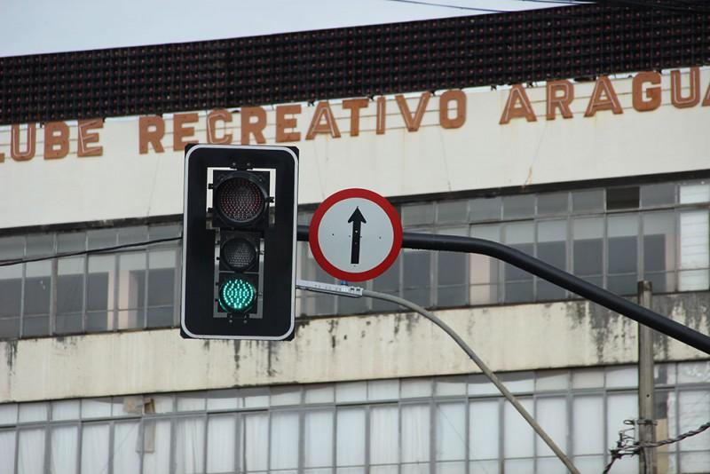 Prefeitura decide retirar semáforos do centro da cidade